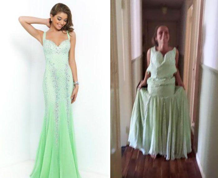 Купили платье на китайском сайте: ожидание и реальность