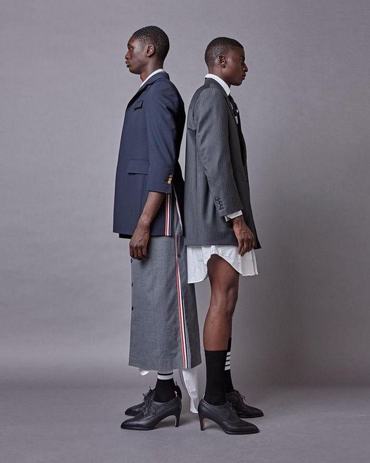 Модные тенденции одежды для Денди. Будут ли в этом ходить парни?