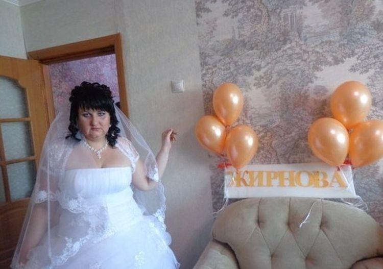 Ах, эта свадьба: самые нелепые невесты