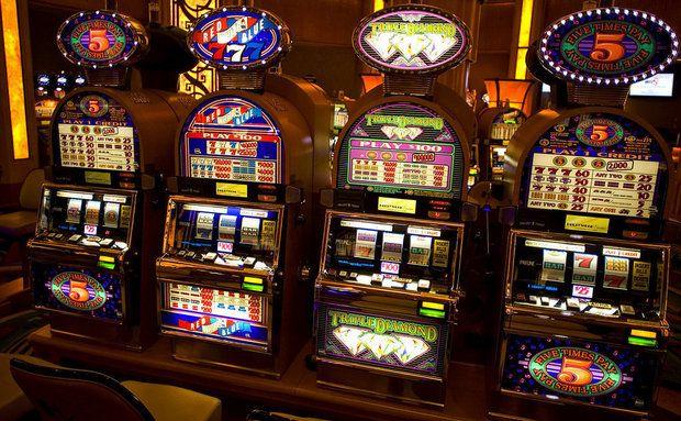 Slot o Pol. Игровой автомат в казино Вулкан