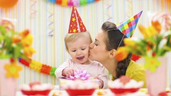 День рождения — детский праздник. Вторая часть
