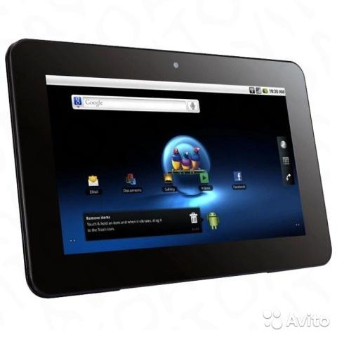 G-Tablet от ViewSonic получил поддержку Adobe Flash и технологии USB Host