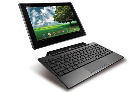 Начинаются продажи планшетника Eee Pad Transformer