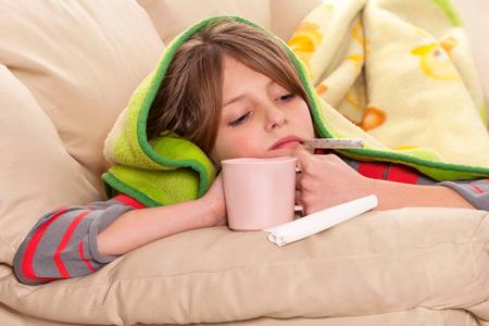 5 правил поведения при высокой температуре у ребенка