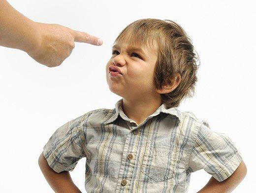 Если ребенок грубит родителям