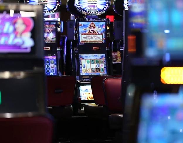 Два классических игровых автомата в казино Вулкан на деньги