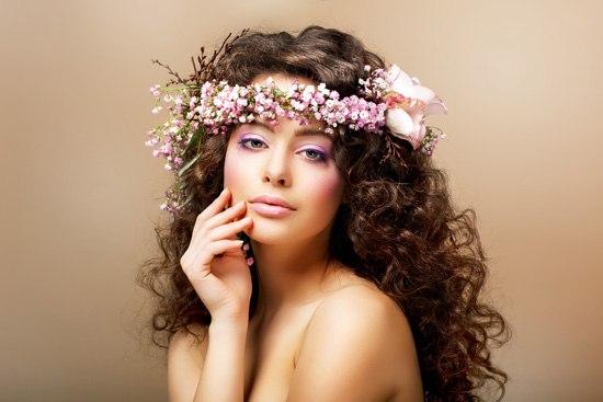 Весенний макияж. Вторая часть