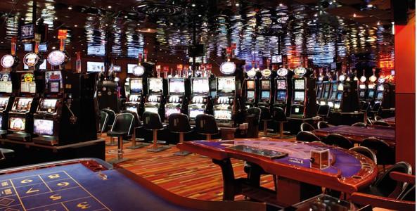 Пятилинейный игровой автомат в казино Вулкан