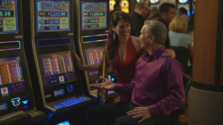 Новый игровой автомат на деньги