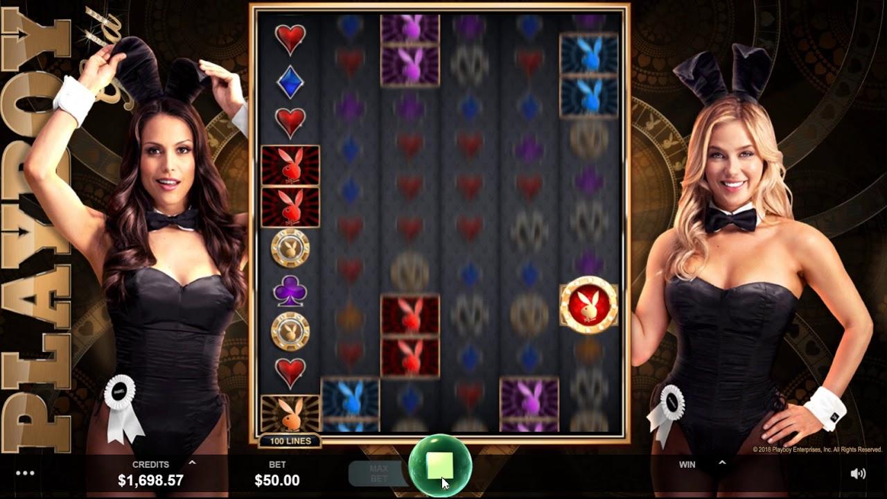 Игровой автомат Плейбой — азарт для взрослых