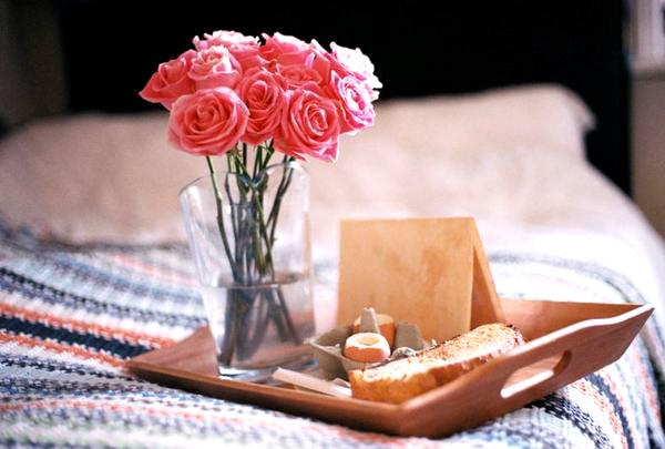 От романтического ужина к романтическому завтраку