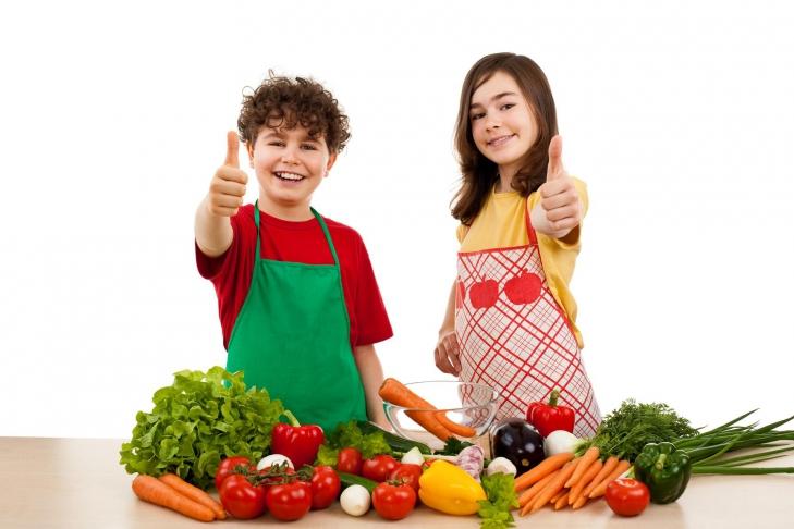 Основы правильного питания для растущего организма